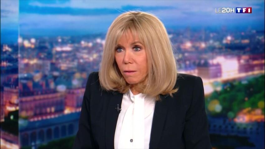 Brigitte Macron sur TF1 : ces étonnantes révélations sur les coulisses de son interview
