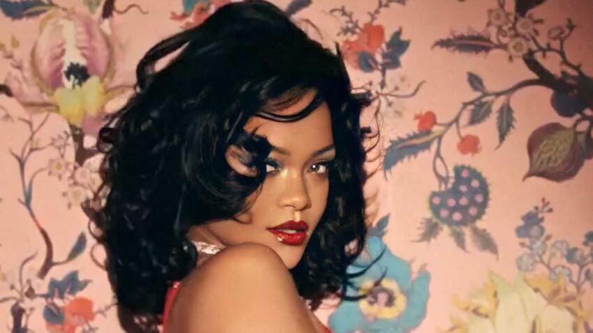 Rihanna incendiaire et plus sexy que jamais en dessous latex et transparents (on voit tout !)