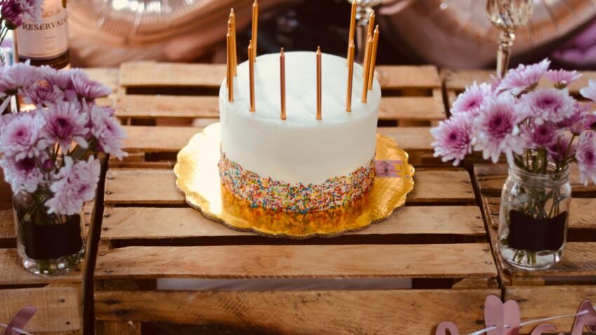 La super recette du gâteau d'anniversaire express au micro-ondes