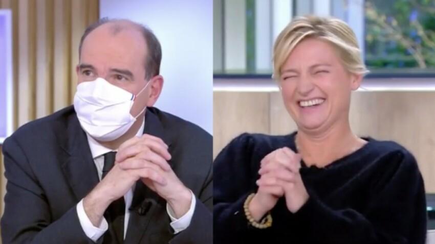 """""""C'est pas très élégant, Madame"""" : Jean Castex vexé par une moquerie d'Anne-Elisabeth Lemoine"""