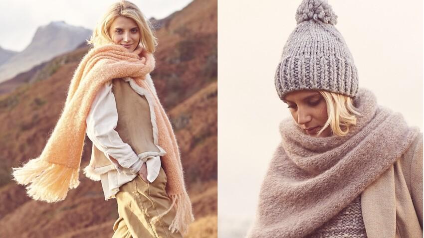 Tricot : comment faire une écharpe et un bonnet ?