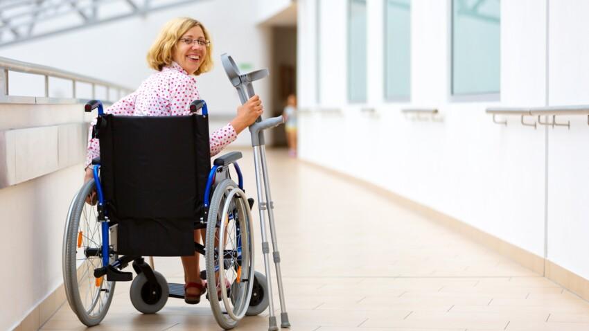 """Témoignage : """"J'ai surmonté mon handicap grâce à l'humour"""""""