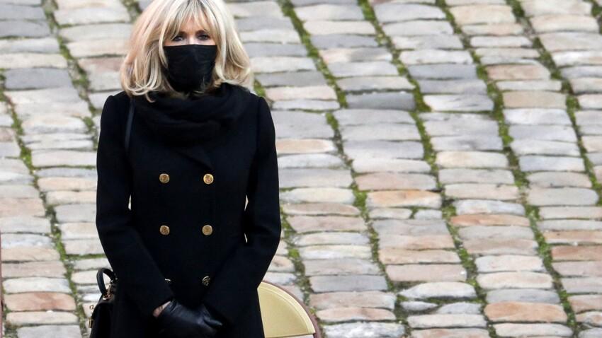 Covid-19 : interrogée sur un 3e confinement, Brigitte Macron, prise de court, répond
