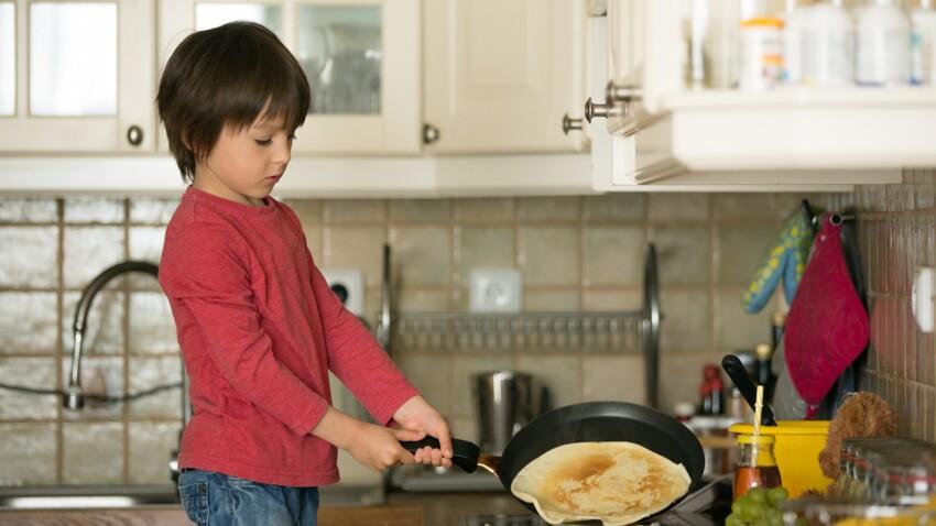 Les erreurs que l'on fait tous avec la pâte à crêpes