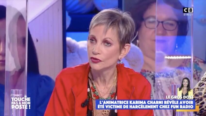 """Isabelle Morini-Bosc victime de harcèlement sexuel : """"J'ai fait tout le déjeuner sa main entre mes jambes"""""""