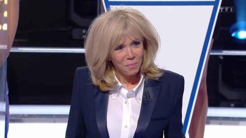 """Brigitte Macron dans """"Le Grand Concours des Animateurs"""" : les internautes déçus par sa prestation"""