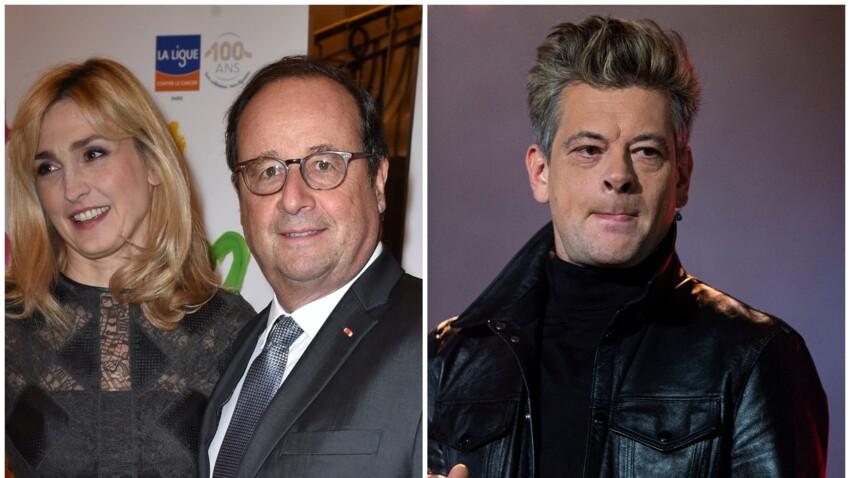 François Hollande et Julie Gayet : le couple retrouve Benjamin Biolay pour une rare sortie publique