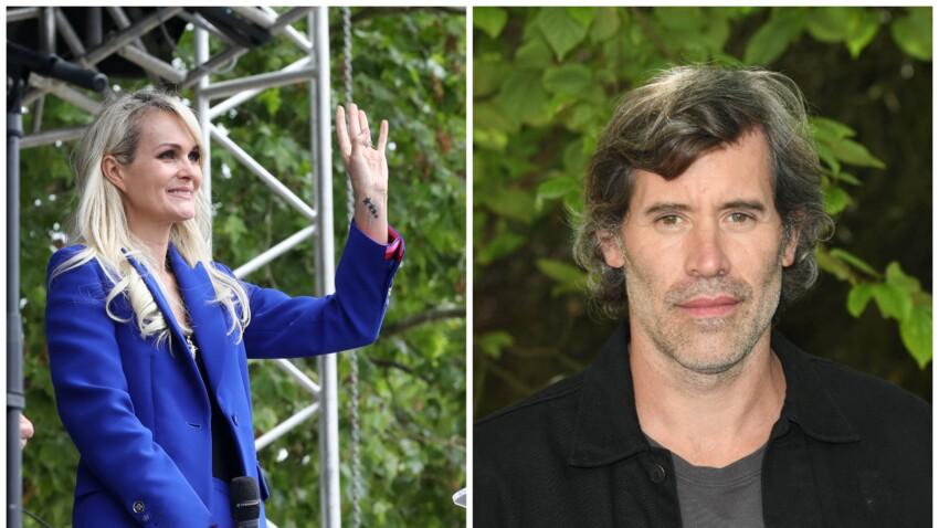 Laeticia Hallyday et Jalil Lespert séparés à cause de Jade ? Les explications de Bernard Montiel