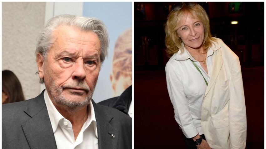 """""""C'était irréversible"""" : Alain Delon se confie sur les vraies causes de la mort de Nathalie, son ex-femme"""