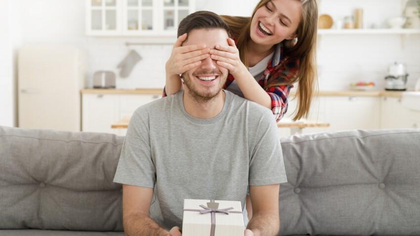 Saint-Valentin 2021 : nos idées originales de cadeaux à offrir à un homme
