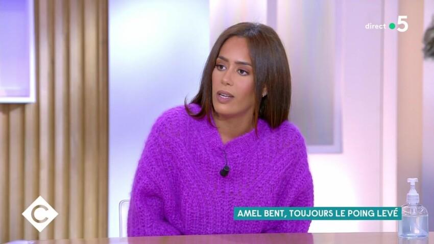 Amel Bent : l'étape de sa carrière de chanteuse qui a ému aux larmes ses filles