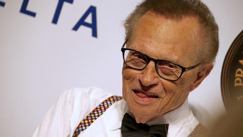 Larry King, figure incontournable de la télévision américaine, est décédé