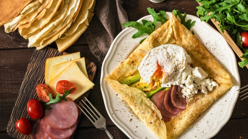 Chandeleur : la recette gourmande et originale de la raclêpe