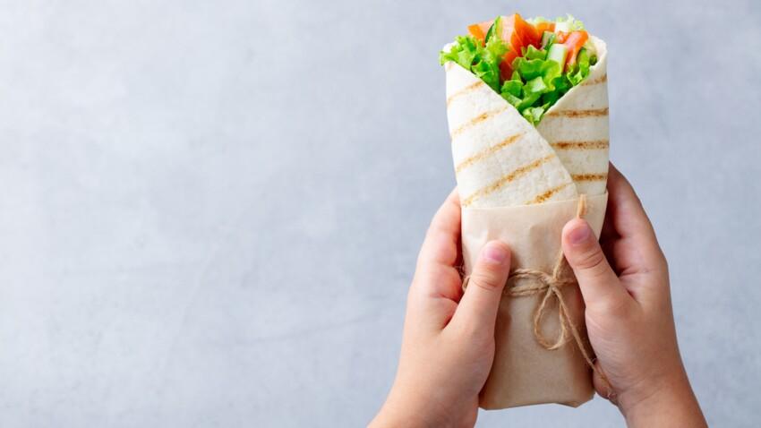 Tortilla hack : l'astuce incroyable de pliage de tortilla qui fait fureur sur les réseaux sociaux