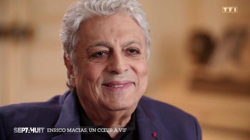 Enrico Macias : ses tendres confidences au sujet de son épouse, morte dans ses bras