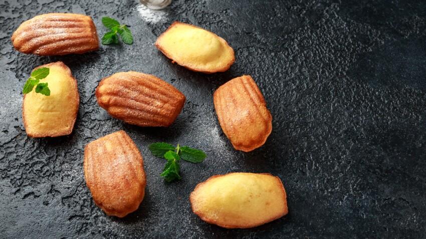 La recette gourmande des madeleines de Laurent Mariotte