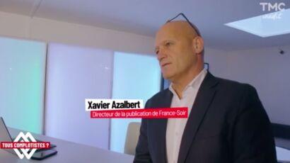"""""""Tous complotistes"""" : l'interview surréaliste du directeur de """"France Soir"""" avec Martin Weill choque les internautes"""