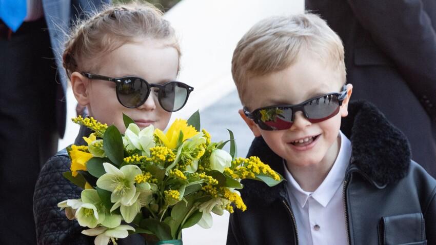 Jacques et Gabriella de Monaco : les jumeaux de 6 ans chic et craquants en Dior et accessoires de luxe
