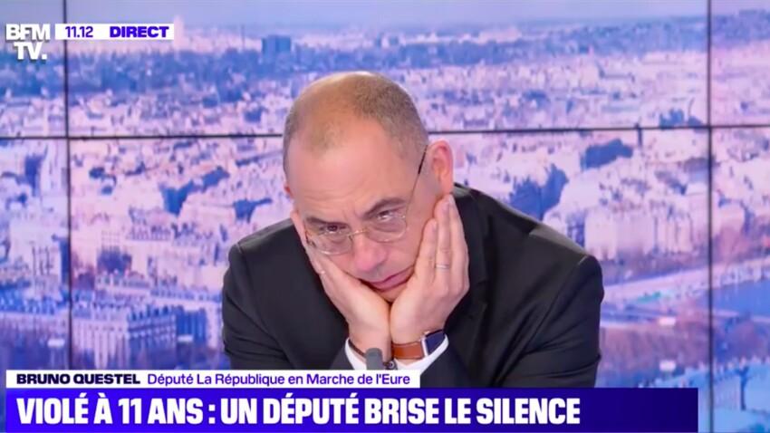 """""""Violé à 11 ans par un voisin"""" : le témoignage glaçant du député Bruno Questel"""
