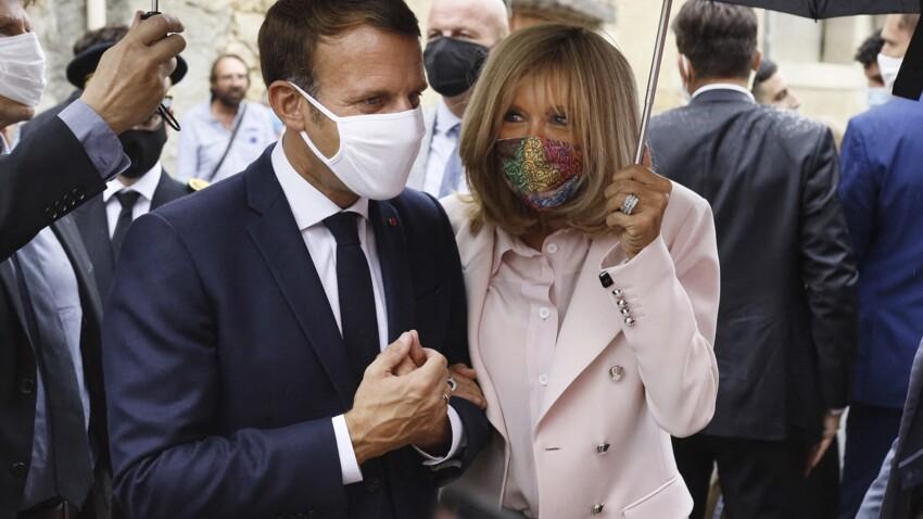 """Emmanuel et Brigitte Macron : cette habitude prise pour que """"leur relation ne fane jamais"""""""