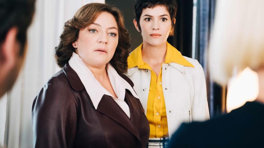 """Emilie Gavois-Kahn (""""Les petits meurtres d'Agatha Christie"""") : qui est la comédienne qui incarne la commissaire Annie Greco ?"""