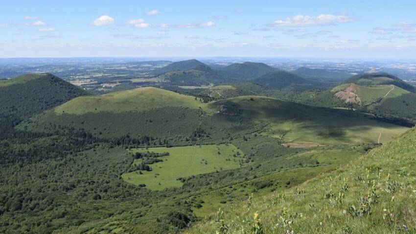 Visitez l'Auvergne : le pays des sources et des volcans
