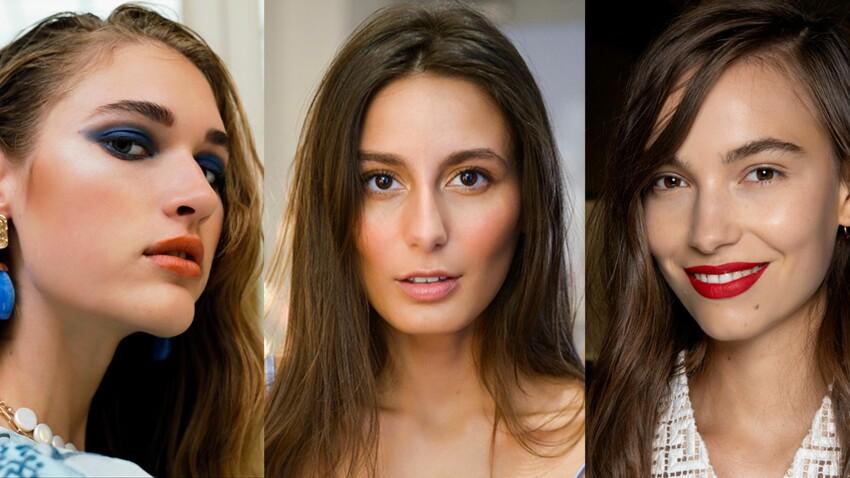 Les tendances maquillage du printemps-été 2021
