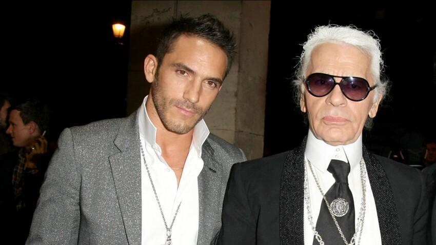 """Karl Lagerfeld ne se nourrissait plus """"que de foie gras et de Mc Do"""" avant sa mort"""