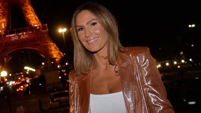 Vitaa sexy dans un look seventies : elle ose le pantalon en cuir moulant (wow !)