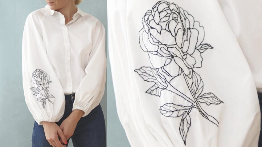 Broderie : comment broder une chemise facilement ?