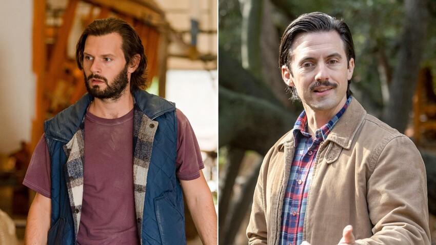 """PHOTOS - """"Je te promets"""" : les comédiens français ressemblent-ils aux acteurs américains de """"This is us"""" ?"""