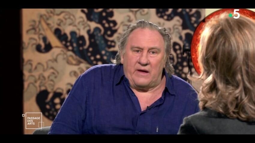 Vaccin contre la Covid-19 : Gérard Depardieu crée le malaise - VIDEO