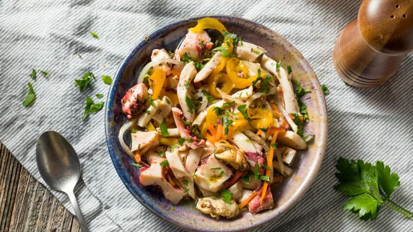 Poulpe, seiche et calamar : comment les préparer et bien les cuisiner ?