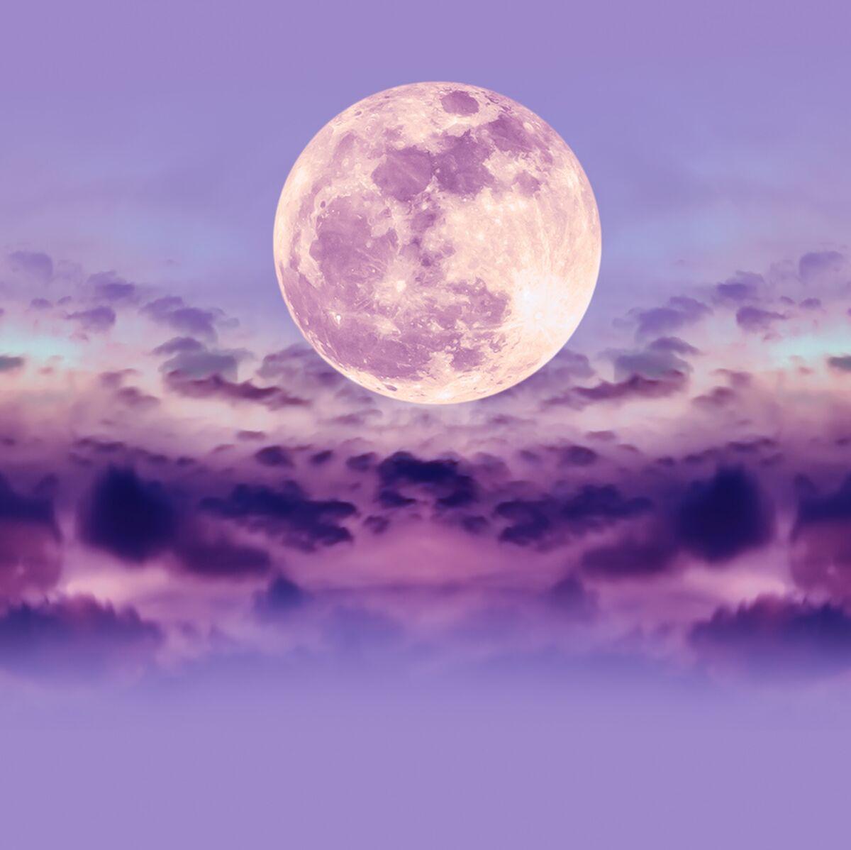 Calendrier Lunaire 2021 Les Dates De Pleine Lune Et De Nouvelle Lune A Retenir Femme Actuelle Le Mag