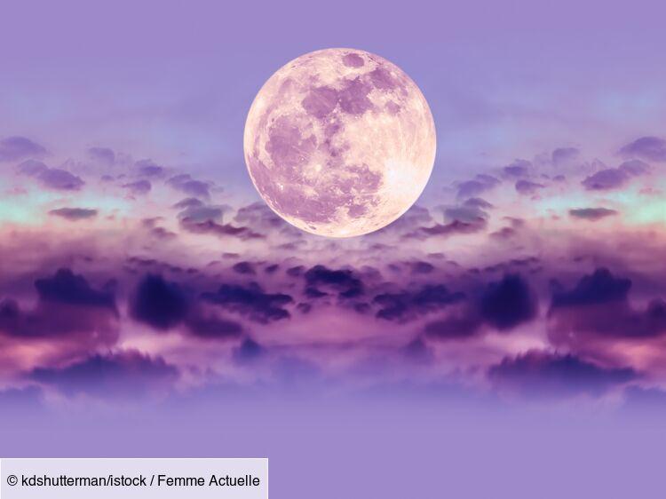 Calendrier Pleine Lune Juillet 2022 Calendrier lunaire 2021 : les dates de Pleine Lune et de Nouvelle