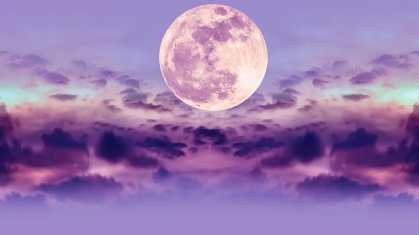 Calendrier lunaire 2021 : les dates de Pleine Lune et de Nouvelle Lune à retenir
