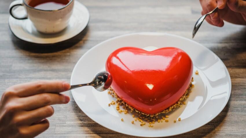 Gâteaux de Saint-Valentin : nos meilleures recettes faciles et rapides