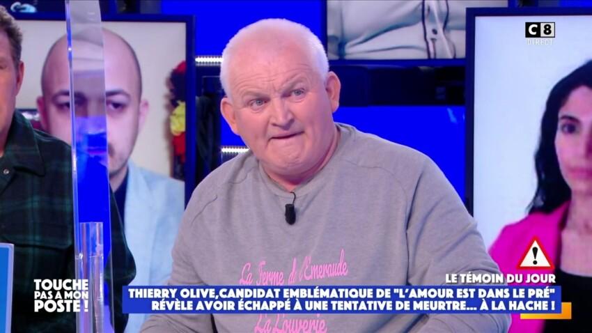 """Thierry Olive (""""L'amour est dans le pré"""") : agressé à la hache, le récit glaçant de l'agriculteur"""
