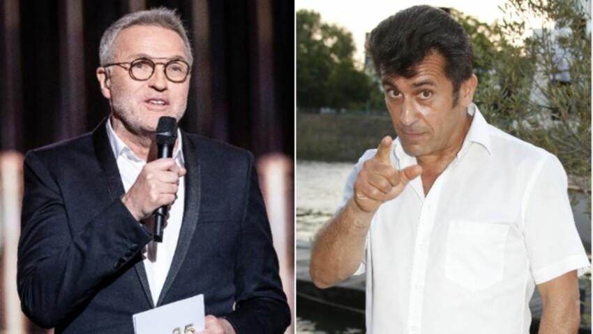 """""""On t'emmerde"""" : un chroniqueur de Laurent Ruquier pris à partie par Bébert, le chanteur des Forbans"""