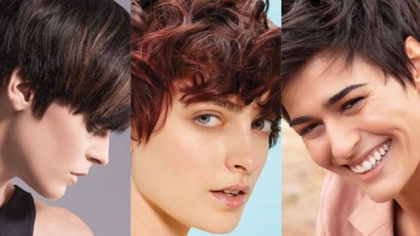 10 colorations canons quand on a les cheveux à la garçonne