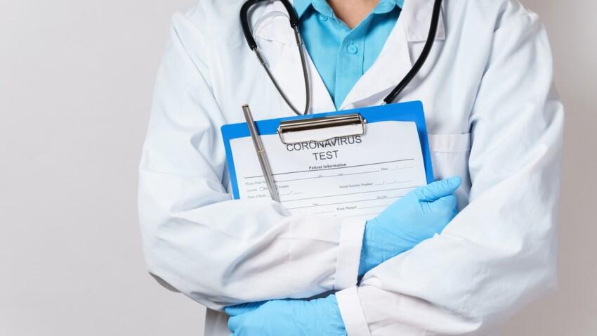 Covid-19 : des faux certificats de dépistage vendus sur internet