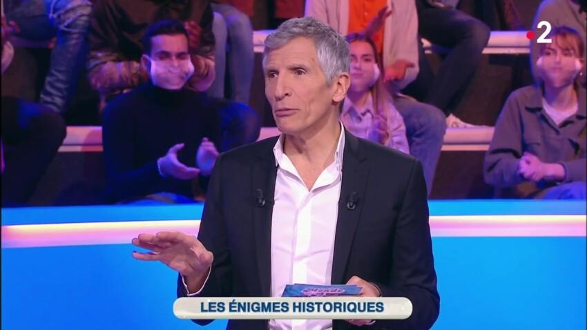 """""""Vous n'êtes pas le bienvenu à France 2"""" : Nagui atomise un candidat qui avait déjà perdu aux """"Z'amours"""""""