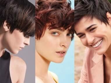 Cheveux à la garçonne : 10 colorations canons