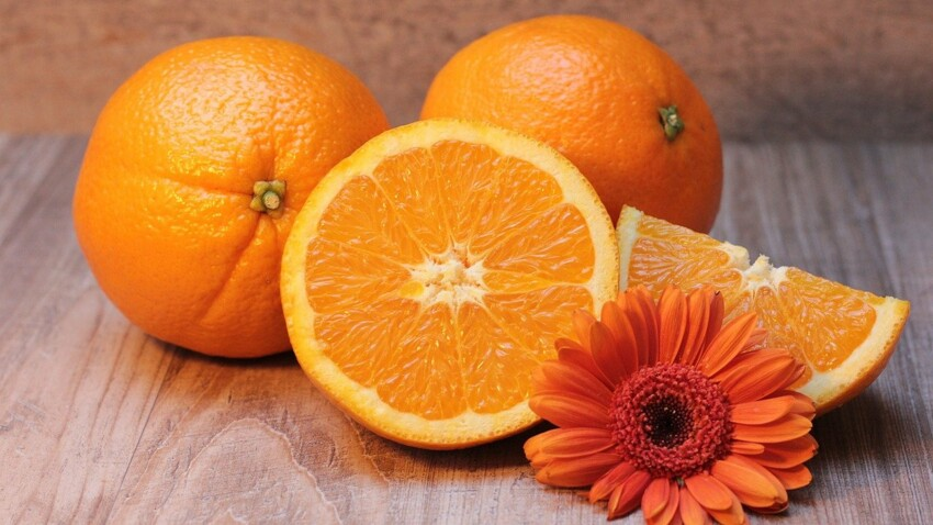 3 soins naturels avec de l'orange à faire soi-même