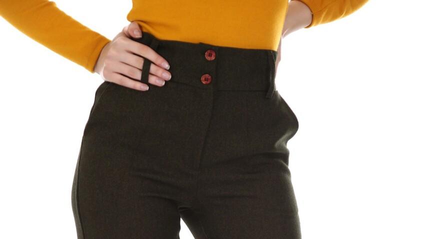 """Tendance """"split pant"""" : connaissez-vous cette nouvelle forme de pantalon qui cartonne ?"""