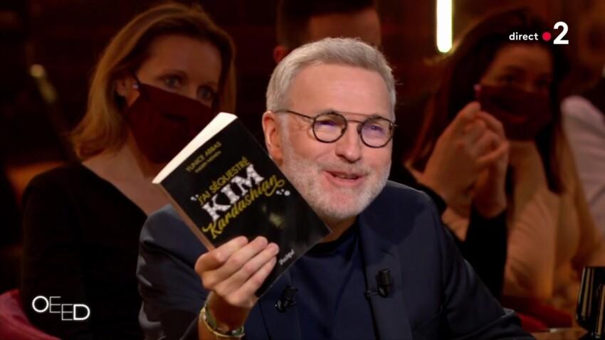 """""""On est en direct"""" : Laurent Ruquier reçoit le braqueur de Kim Kardashian et choque la Toile !"""