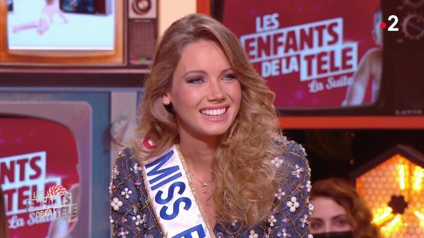 Amandine Petit (Miss France 2021) : cette émission à laquelle elle a peur de participer