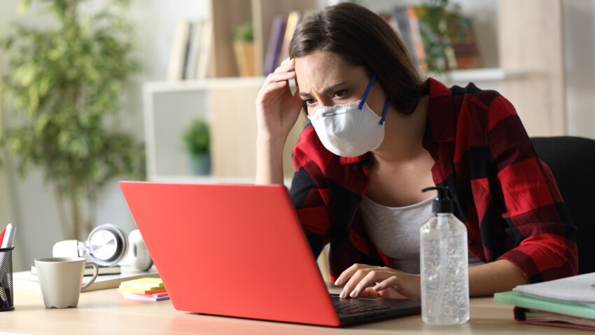 """""""Fatigue pandémique"""" : quel est ce symptôme lié à la Covid-19 contre lequel met en garde l'OMS ?"""