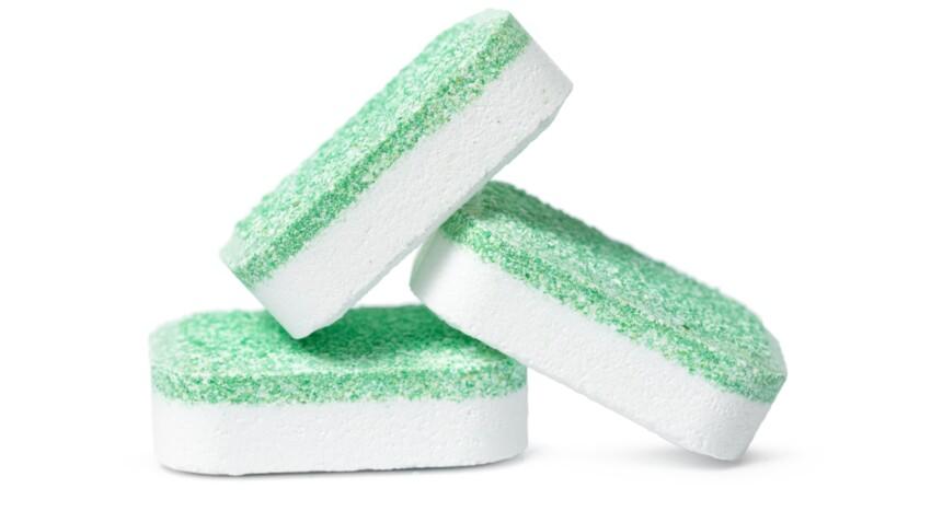 5 astuces étonnantes avec une pastille de lave-vaisselle