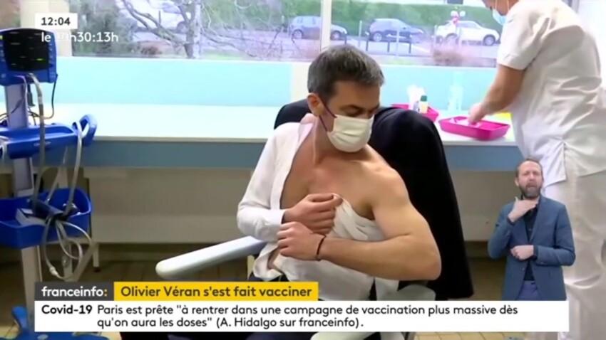 """""""Beau gosse"""", """"Bel homme"""" : la musculature d'Olivier Véran affole les internautes - VIDEO"""
